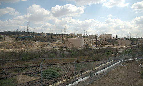 Inglewood Oil Field Plant Expansion
