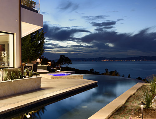 Hillside Residence in Palos Verdes Estates
