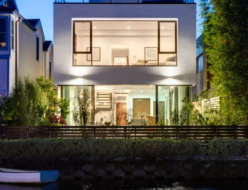Linnie Canal Front Residence at Venice Beach